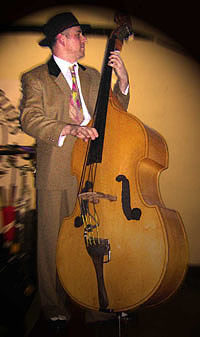 forties jazz suit
